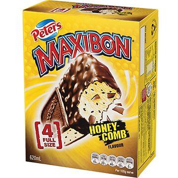 Maxibon Honeycomb by Creams