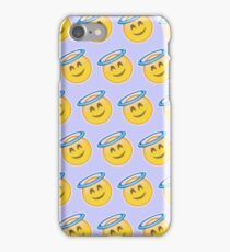 Halo Emoji iPhone Case/Skin