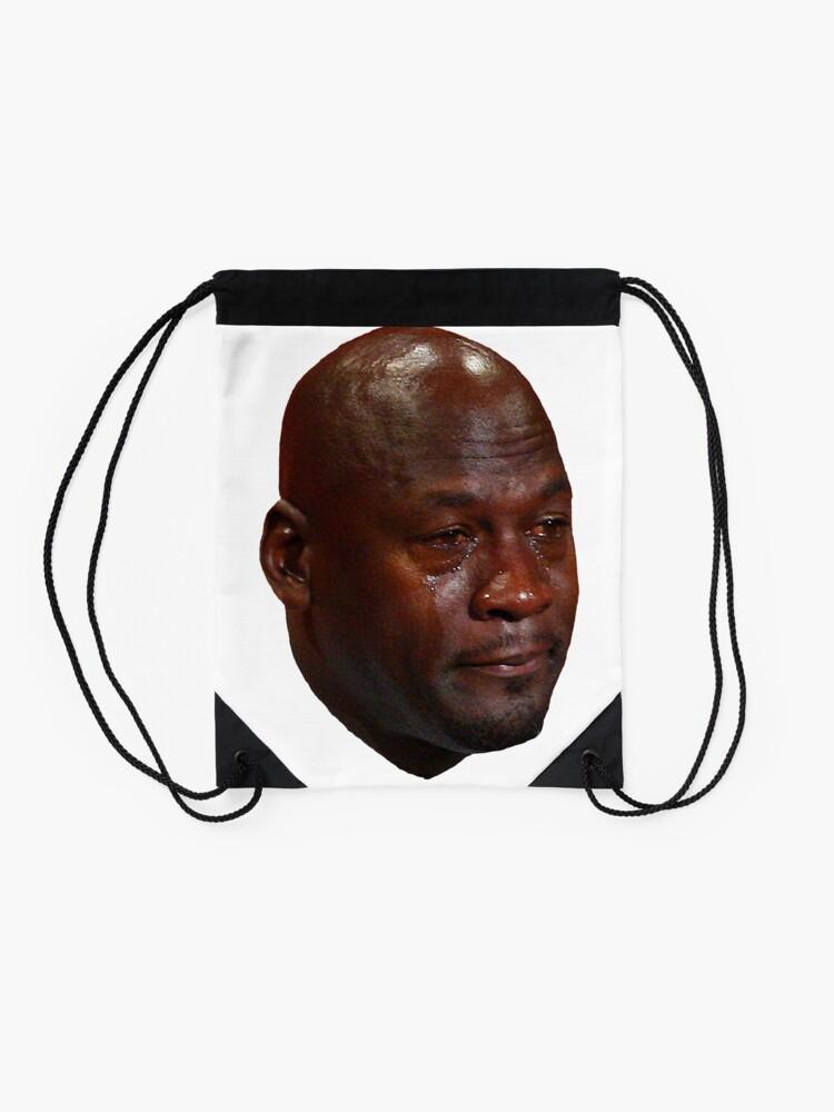 Alternative Ansicht von CRYING JORDANIEN Turnbeutel