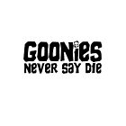 The Goonies by typox