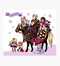 Xander's Daycare Service Photographic Print