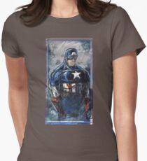 Cap! Women's Fitted T-Shirt