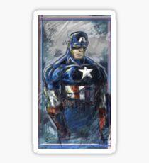 Cap! Sticker