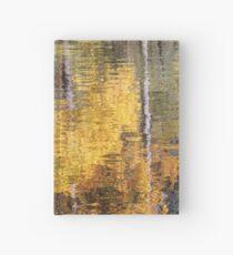 Liquid Gold Hardcover Journal