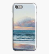 Ocean painting - Days End iPhone Case/Skin