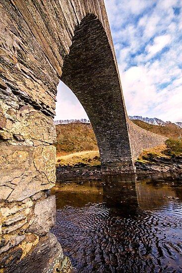Bridge over the Atlantic by derekbeattie