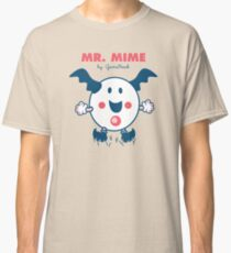 Mister Mime Classic T-Shirt