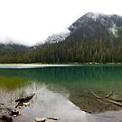 Lower Joffre Lake Panorama by Yannik Hay