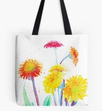 Gerbera dream Tote Bag