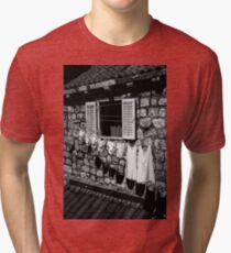 whites Tri-blend T-Shirt