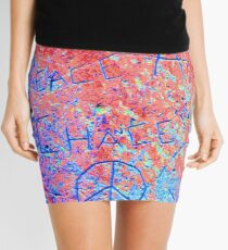 All We Are Saying... Mini Skirt