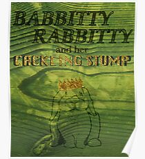 Babbitty Rabbitty and her Cackling Stump Poster