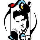 Elvis The King Of Rock N Roll  by judygal