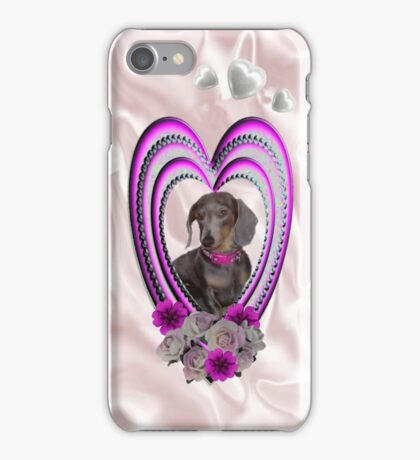 Our Sweet Girl  iPhone Case iPhone Case/Skin