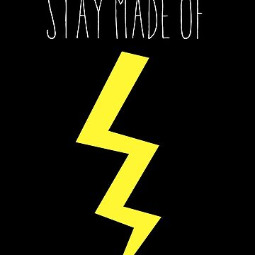 stay made of lightning by fahimahsarebel