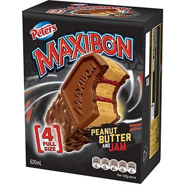 Maxibon Peanut Butter & Jam by Creams
