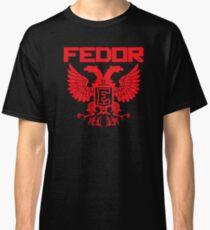 Fedor Emelianenko Last Emperor MMA Classic T-Shirt