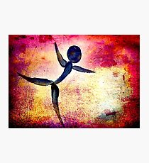 Dance Like You Are Flying... Photographic Print