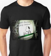 And Chocolate Chip Cookies Unisex T-Shirt