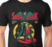 sherlock comic Unisex T-Shirt