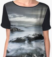 Apollo Bay, Predawn Women's Chiffon Top