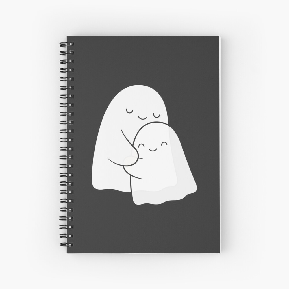 Soulmates Spiral Notebook