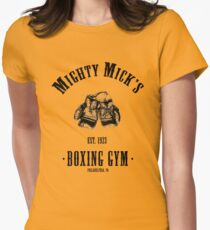 Mighty Micks Womens Fitted T-Shirt