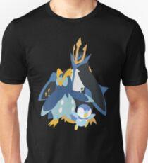 Piplup Evolution T-Shirt