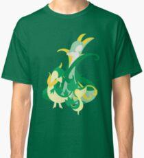 Snivy Evolution Classic T-Shirt