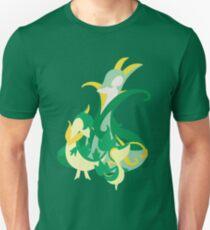 Snivy Evolution Unisex T-Shirt