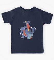 Gible Evolution Kids Clothes