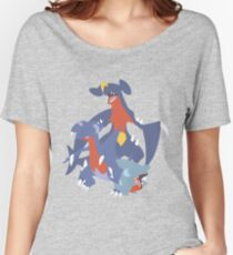 Gible Evolution Women's Relaxed Fit T-Shirt