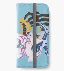 Creation Trio iPhone Wallet/Case/Skin