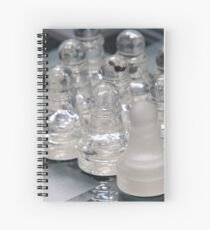 Chess Following Spiral Notebook