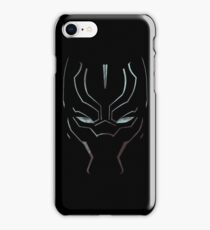 BLACK PANTHER MINIMALIST iPhone Case/Skin