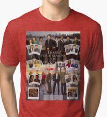 Thanks Castle Tri-blend T-Shirt