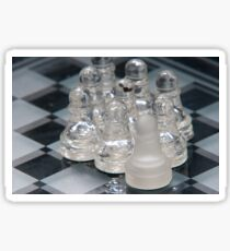 Chess Follow Sticker
