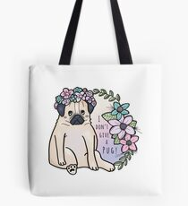 I don't give a pug! Tasche