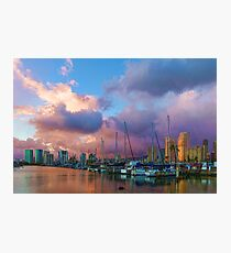 Tropical Sky - Impressions of Hawaii Photographic Print