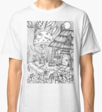 Thatched Cottage Classic T-Shirt