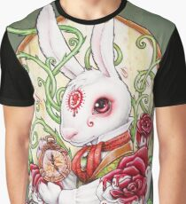 Rabbit Hole Graphic T-Shirt