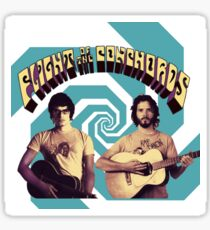 Flight of the Conchords Sticker