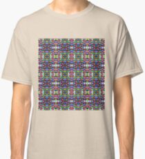 Psychedelic Pattern Classic T-Shirt