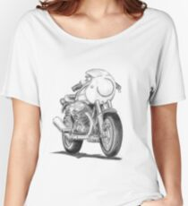 Moto Guzzi mk1 Le Mans Women's Relaxed Fit T-Shirt