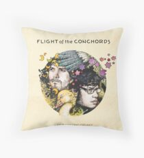 Flight of the Conchords - I Told You I Was Freaky Throw Pillow