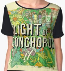 Flight of the Conchords - Album Women's Chiffon Top