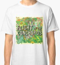 Flight of the Conchords - Album Classic T-Shirt