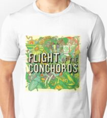 Flight of the Conchords - Album T-Shirt