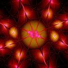 Apophysis7 - Crimson Bloom by judygal