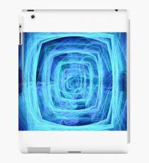 Blue Vortex - Apophysis 7 iPad Case/Skin